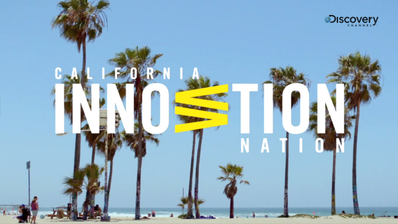 Discovery Chanel's California Dream Documentary features NeuroSynthesis